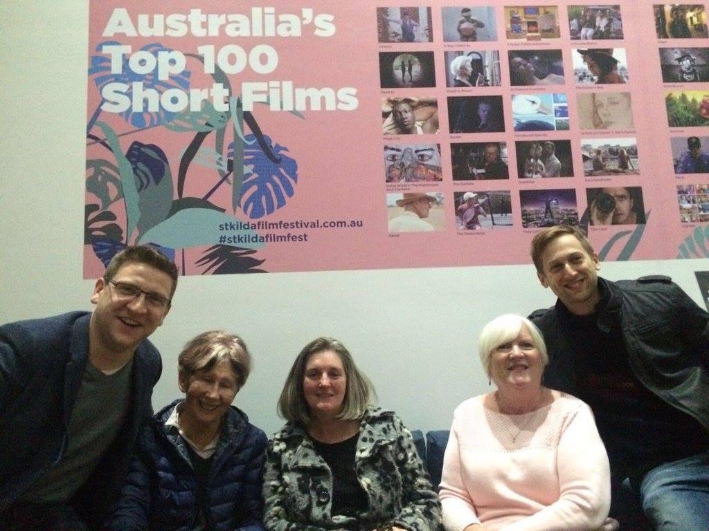 Mark Hellinger St Kilda Film Festival