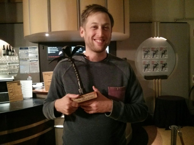 Mark Hellinger Audience Choice Award at Setting Sun Film Festival
