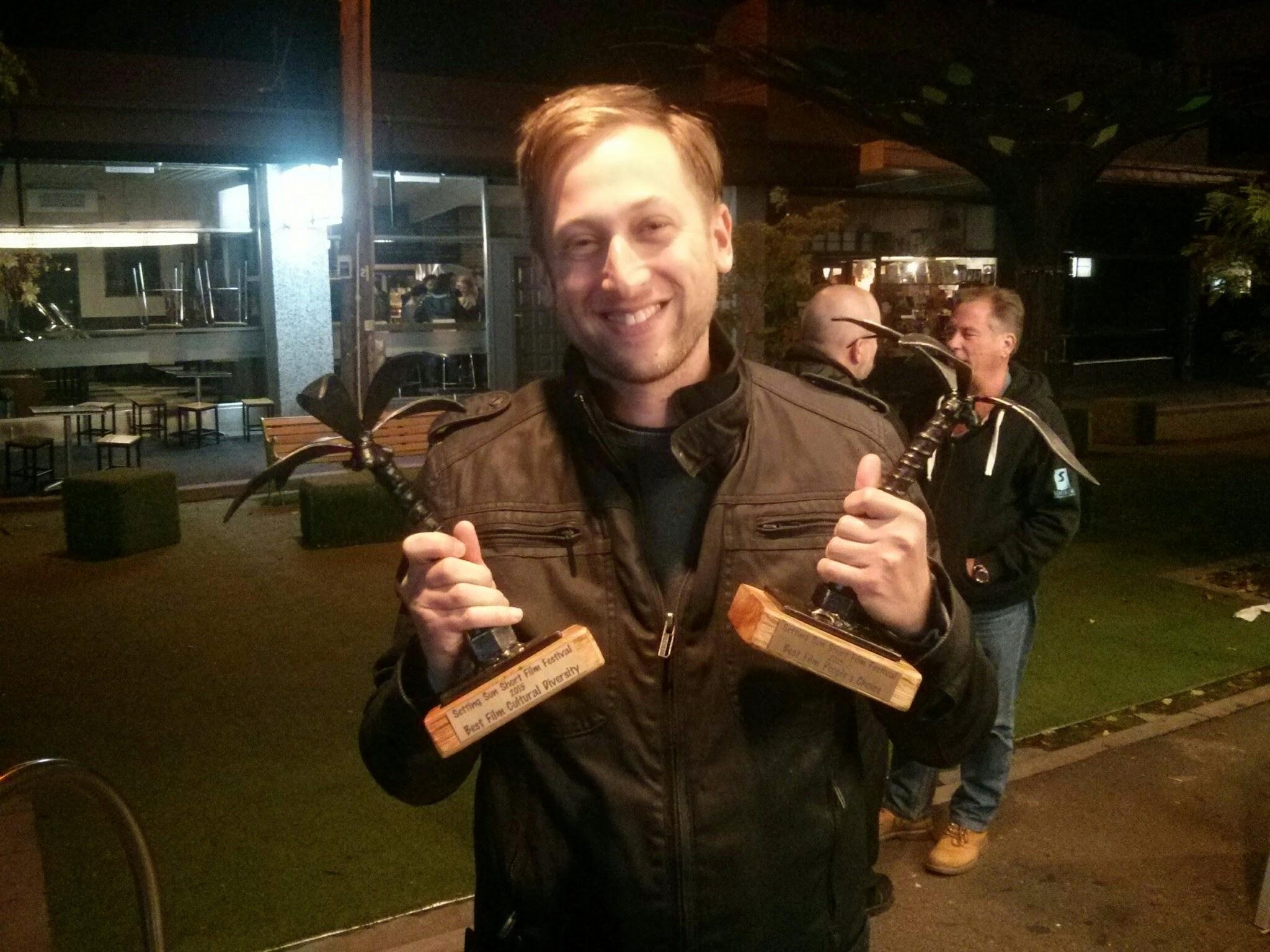 Audience Choice Award at Setting Sun Film Festival